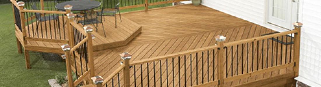 basic deck building instructions