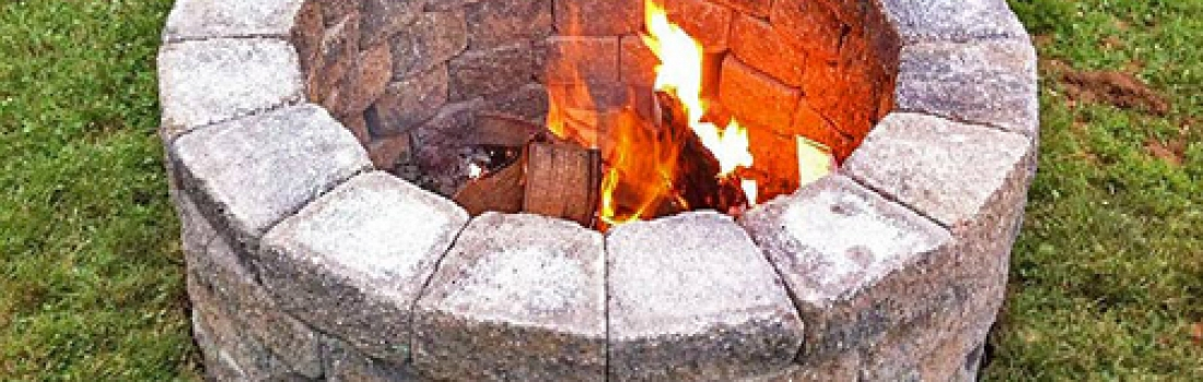 Build Your Own Outdoor Fire Pit