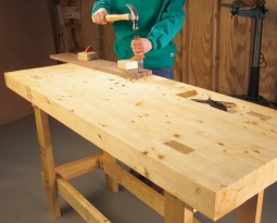 How to Build a Work Bench on a Budget